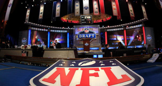 Allen Fields NFL Mock Draft 1.0