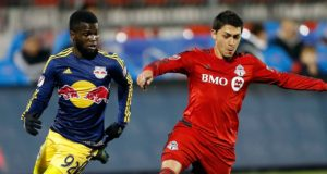 Toronto FC's club-record winning streak ends with draw draw vs. New York Redbulls