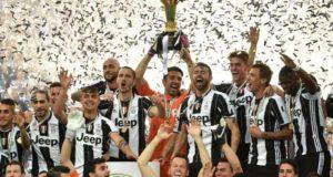 Juventus Win Six Consecutive Serie A Title