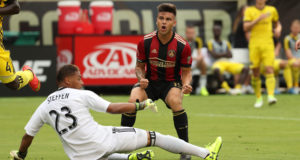 United Attackers All Get Goals In Crucial Win Against Crew SC