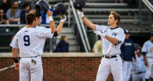 Georgia Tech Baseball's Wade Bailey And Joey Bart Were Both Named To The 2017 ABCA/Rawlings Atlantic All-Region Teams