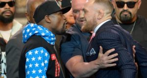 Mayweather vs McGregor World Press Tour: War of Words