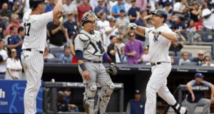 New York Yankees Get Another Walk-Off Against Tampa Bay Rays