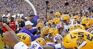 LSU Tigers Ready To Take Over (?): 2017 SEC Preview