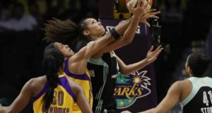 New York Liberty Falls at Los Angeles 87-74