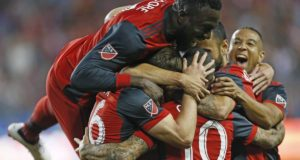 Toronto FC Rolls Over The Philadelphia Union With A Convincing 3-1 Victory