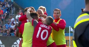 Toronto FC Cruises To Victory While Rewriting The Record Book