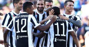 Juventus Kicks Off The Season Perfect With Win Over Cagliari