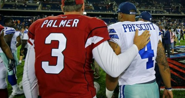 Huge Game Early In The Season: Dallas Cowboys Versus Arizona Cardinals Preview