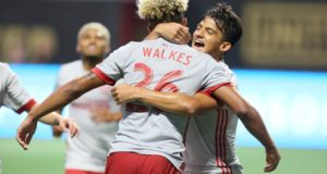 Atlanta United equals largest margin of victory in MLS hisory, in a 7-0 victory over the New England Revolution