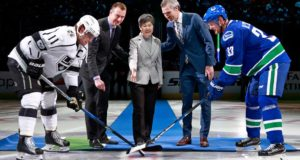 NHL Are Trying To Make Inroads In China With A Slew Of Preseason Games