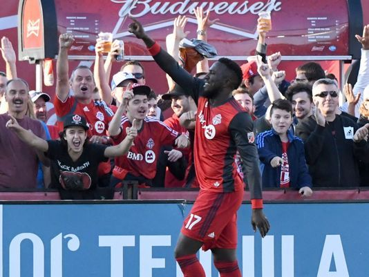 Toronto FC is Playoff Bound After a Thunderous 4-0 Victory Over the San Jose Earthquakes