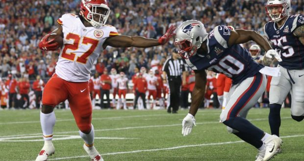 Assault On Foxboro, The Patriots Fall To The Chiefs