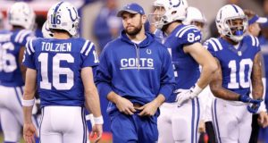 With Andrew Luck Still Injured, Who Will Be The Colts Week 1 Quarterback Pemberton.