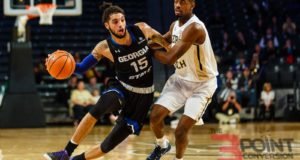 Georgia State Cruises To 100-64 Exhibition Victory Over Lees-McRae College