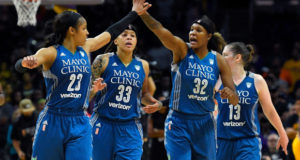 Minnesota Lynx Will Not Lay Down: Game Four Of The WNBA Finals Recap