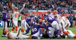 Cleveland Browns Notes: Did The Browns Find Success Across The Pond?