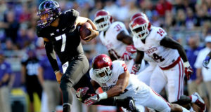 Oklahoma Sooners vs. TCU Horned Frogs Battle For Supremacy In The Big 12