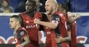 Toronto FC Advances To The MLS Eastern Conference Finals In A Chippy Affair At BMO Field
