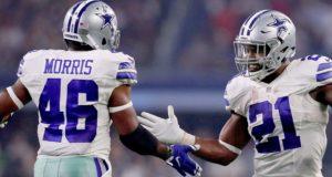 Dallas Cowboys Shoot for Their Fourth Straight Win vs. the Atlanta Falcons