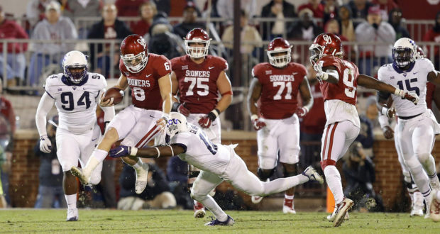 TCU vs. Oklahoma Preview: Can the Horned Frogs Contain Mayfield and the Sooners?