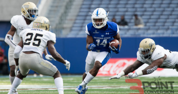 Georgia State to Face Western Kentucky in the AutoNation Cure Bowl