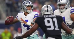 Transferring The Confidence On To The Field: Dallas Cowboys vs. Oakland Raiders Preview