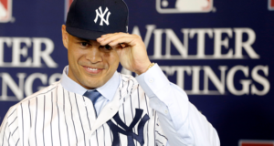 How The Rest Of The AL East Should React To The Giancarlo Stanton Trade