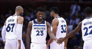 The Unpredictable First Half: NBA Midseason Report