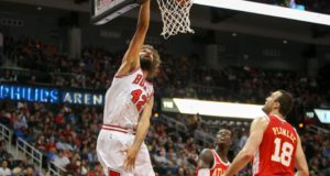 The Hawks Fall Short Of Three Wins In A Row Against The Bulls