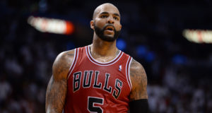 NBA All-Star Carlos Boozer Joins BIG3 As Co-Captain Of The Ghost Ballers