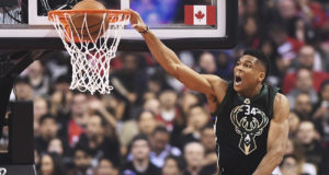 The NBA's Top Five Small Forwards in 2017-2018