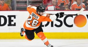 Claude Giroux Is Enjoying A Break Out Season With The Philadelphia Flyers