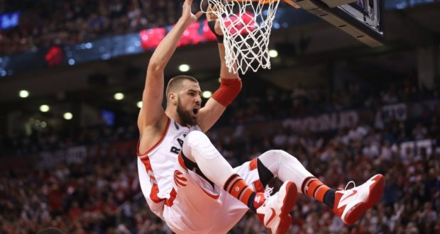 """Jonas Valanciunas Is Bringing His """"A"""" Game vs. The Elite Centers In The NBA"""