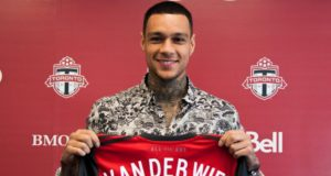 Toronto FC Sign Dutch International Gregory Van Der Wiel