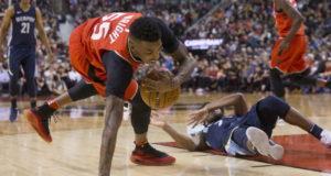 Raptors Balanced Scoring Helped In A Convincing Win vs. Grizzlies