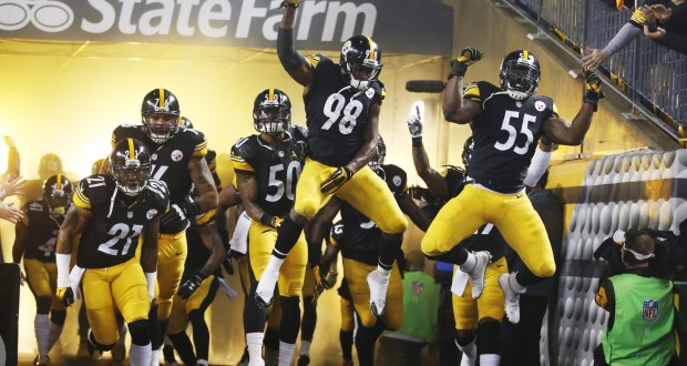 Out With The Old, In With The New; Steelers Defense