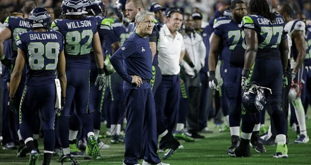 What's Wrong with the Seahawks?
