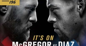UFC 196 Preview: McGregor vs Diaz, Holm vs Tate