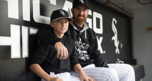 Adam LaRoche versus the Chicago White Sox