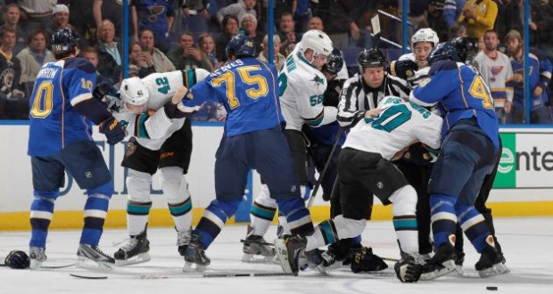 NHL Western Conference Final Preview- San Jose Sharks vs St. Louis Blues
