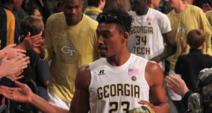 Georgia Tech's Christian Matthews to Transfer