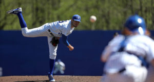 Georgia State Baseball: Gatewood Drives in Four in 10-5 Loss