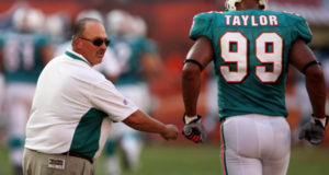 """A Call To The Hall"" With The Newly Hall Of Fame Inductee Jason Taylor"