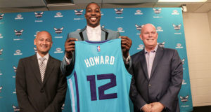 Charlotte Hornets: Will Dwight Howard Be Fine With Being Second Fiddle Again?