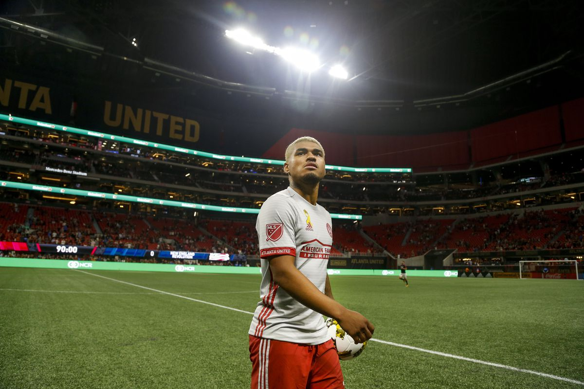 Atlanta United's Josef Martinez Voted Alcatel MLS Player Of The Week - The 3 Point Conversion