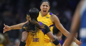 L.A. Sparks Inch Closer To A Second Straight WNBA Championship: WNBA Game 3 Recap