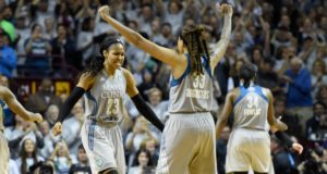 Minnesota Lynx Prevails As 2017 WNBA Finals Champions