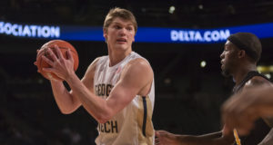 Ben Lammers Named To Jabbar Award Watch List