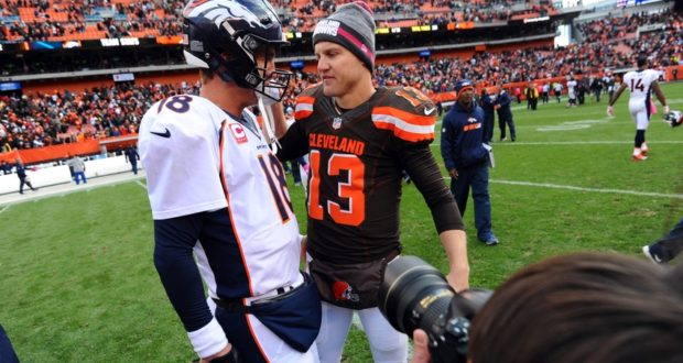 Peyton Manning In Cleveland's Front Office Is A Possibilty